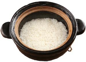 カキ殻農法のお米の土鍋ごはん のコピー.JPG